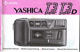 yashica t3 super manual cover
